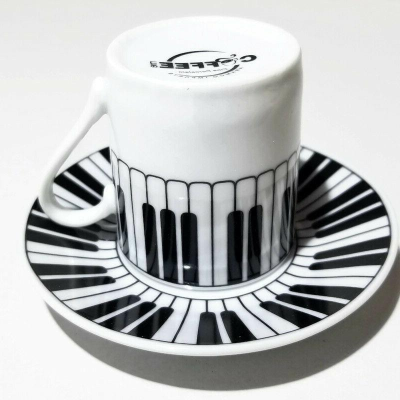 PIANO Small Cup & of Gift Set