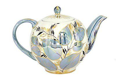 porcelain tea pot moonlight 600
