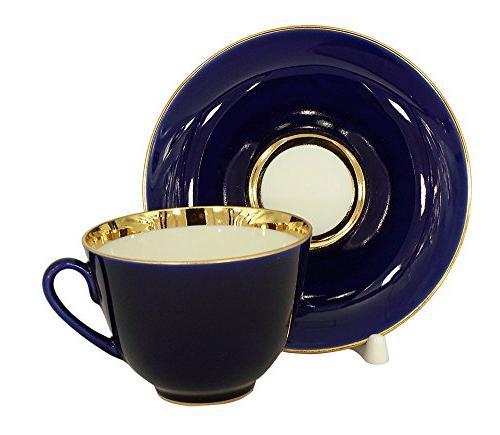 Lomonosov Porcelain Tea Cup Night 7.8 oz/230