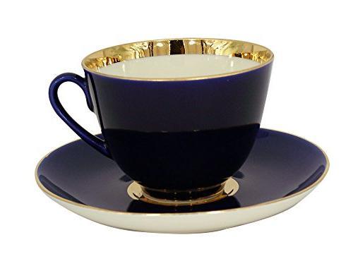 porcelain tea set cup saucer
