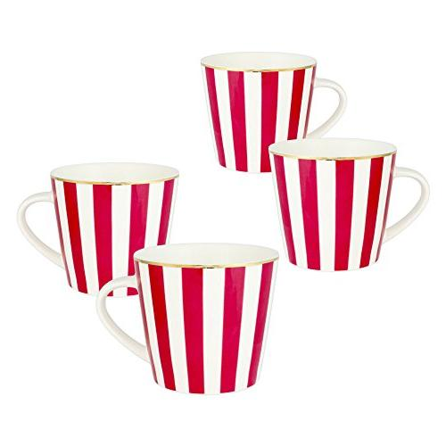 porcelain v mug