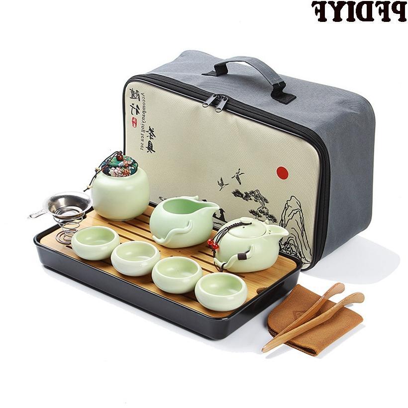 portable ceramic teaware font b set b