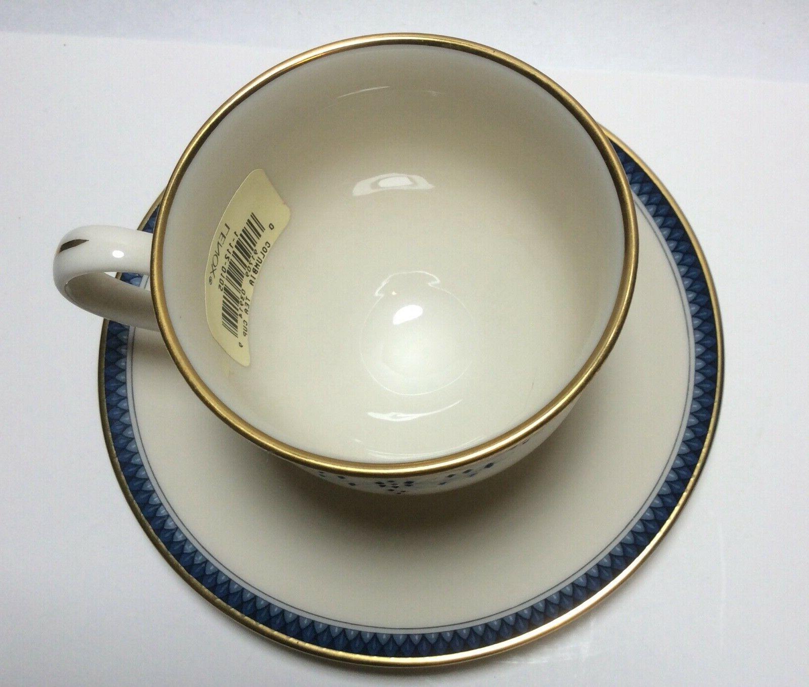 Lenox Presidential Tea Cup & Set New
