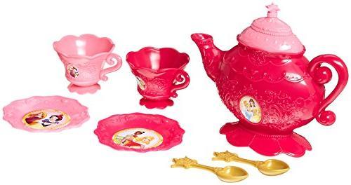 Disney Princess Tea Set 8 PC FOR LITTLE GIRLS