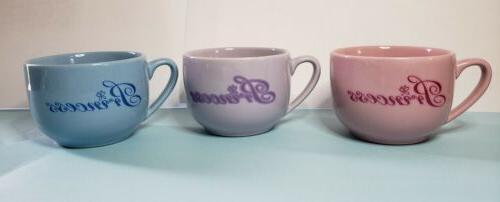 Disney Princesses Porcelain Tea Set theme