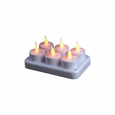 Rechargeable Tea Lights Set
