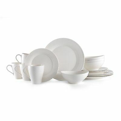 Mikasa Dinnerware Set, 4 Set