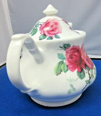SALE**ENGLISH TEAPOT SAUCERS BONE CHINA ENGLAND