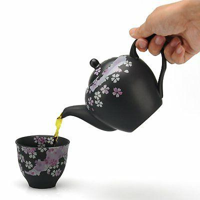 Seb's Cherry 6pc Tea Gift Set