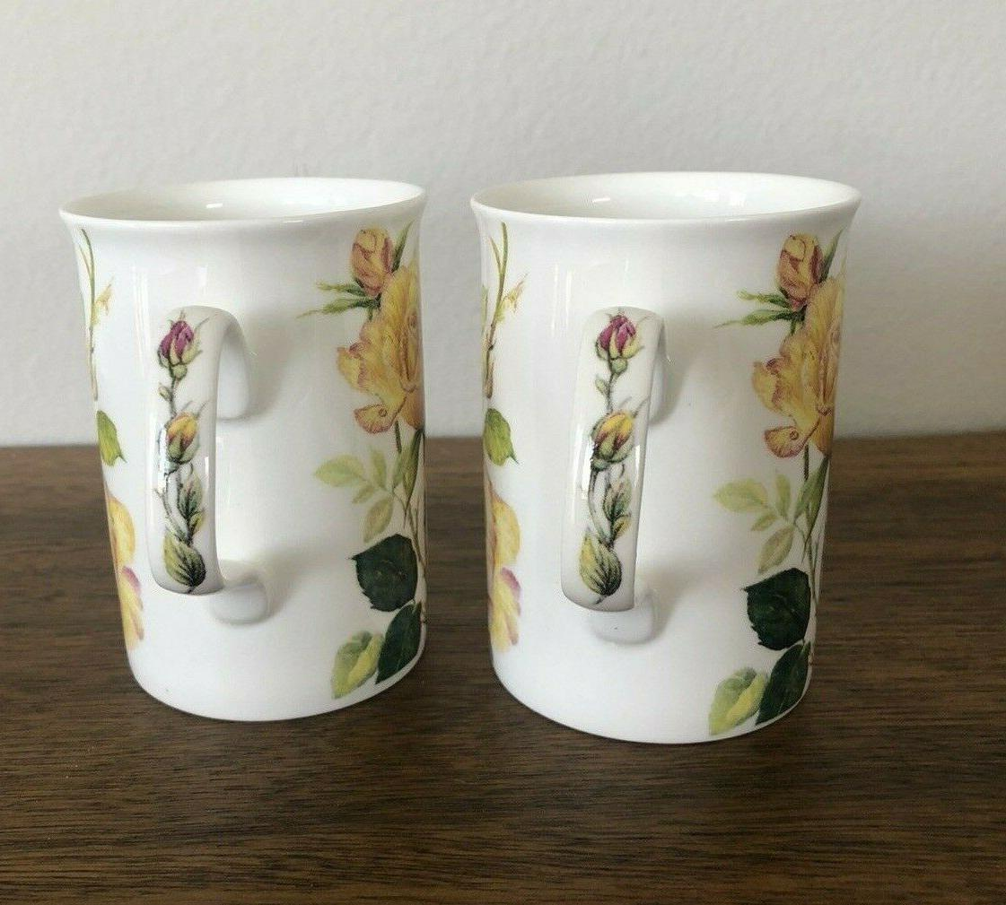 Roy Kirkham Set of Mugs