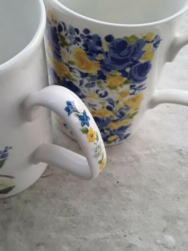 Set Kirkham Tea Coffee patterns