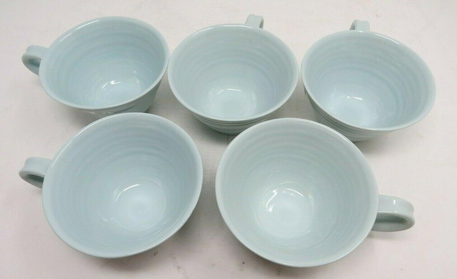 Set of Conran Celadon Tea