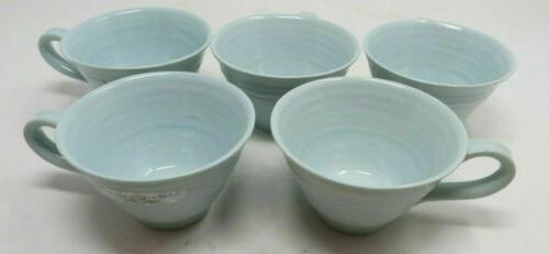 set of 5 sophie conran for celadon