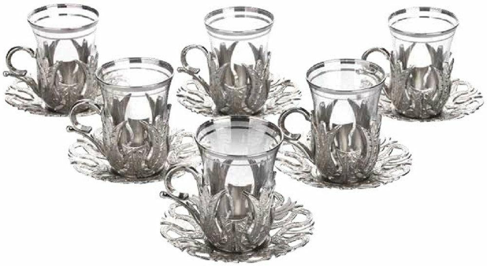 Glasses Holders Serving Cups Saucers