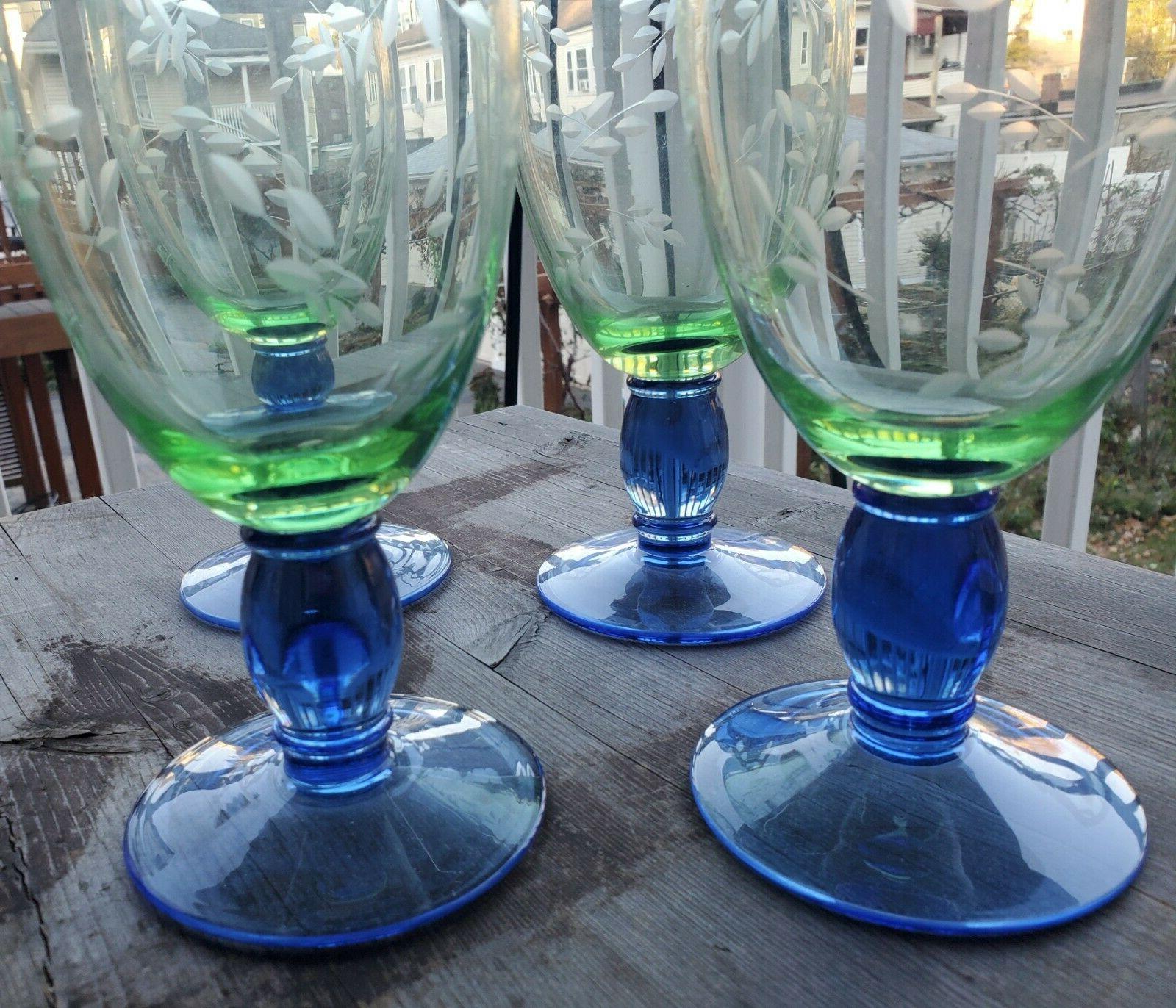 Set Pfaltzgraff Summer 17 oz. Iced Glasses