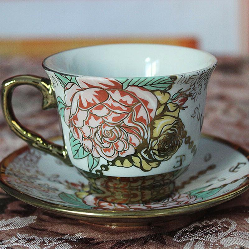 Set cup saucer cups saucers lot tea cup set