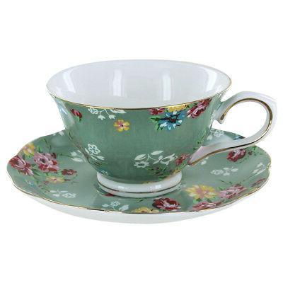 Shabby Rose Tea Set
