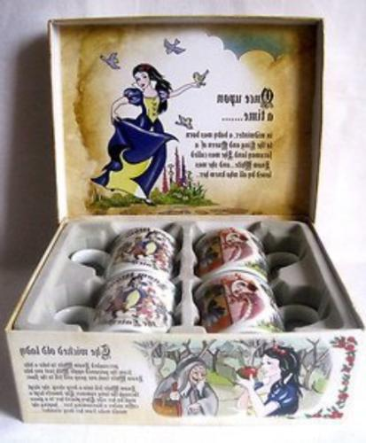 snow white bone china mug