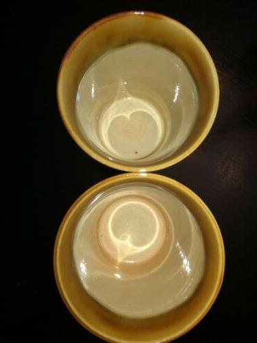 TEAVANA stoneware Tea with Cups Infuser