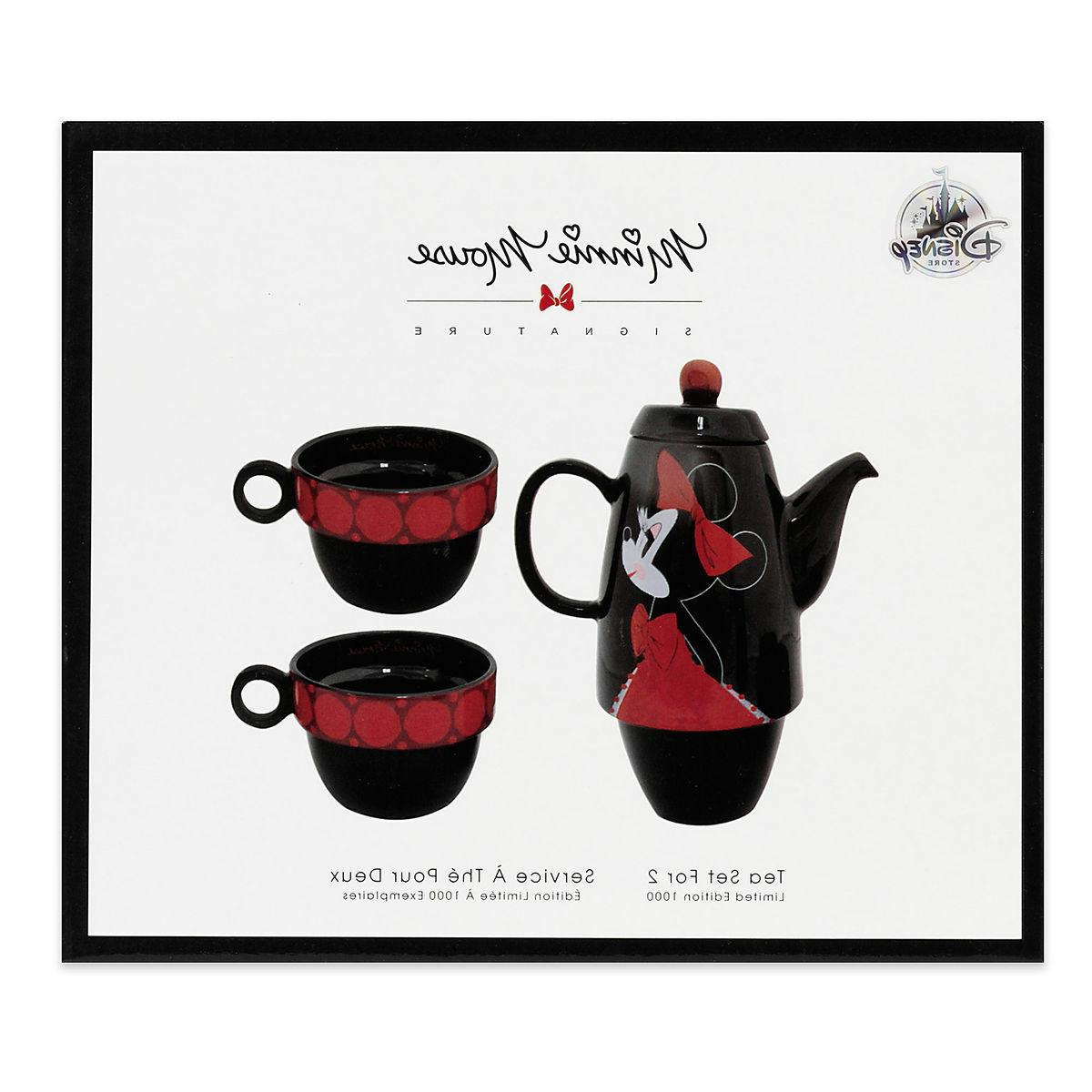 DISNEY TEA SET Signature Edition 1000