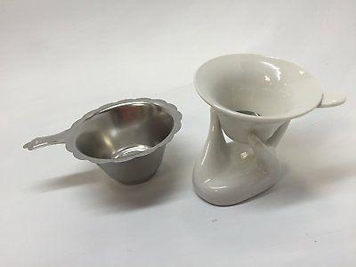 strainers for chinese gong fu tea set