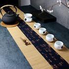 Table Runners Tea Flag Bamboo Table Mat Art of Tea Set Tea C