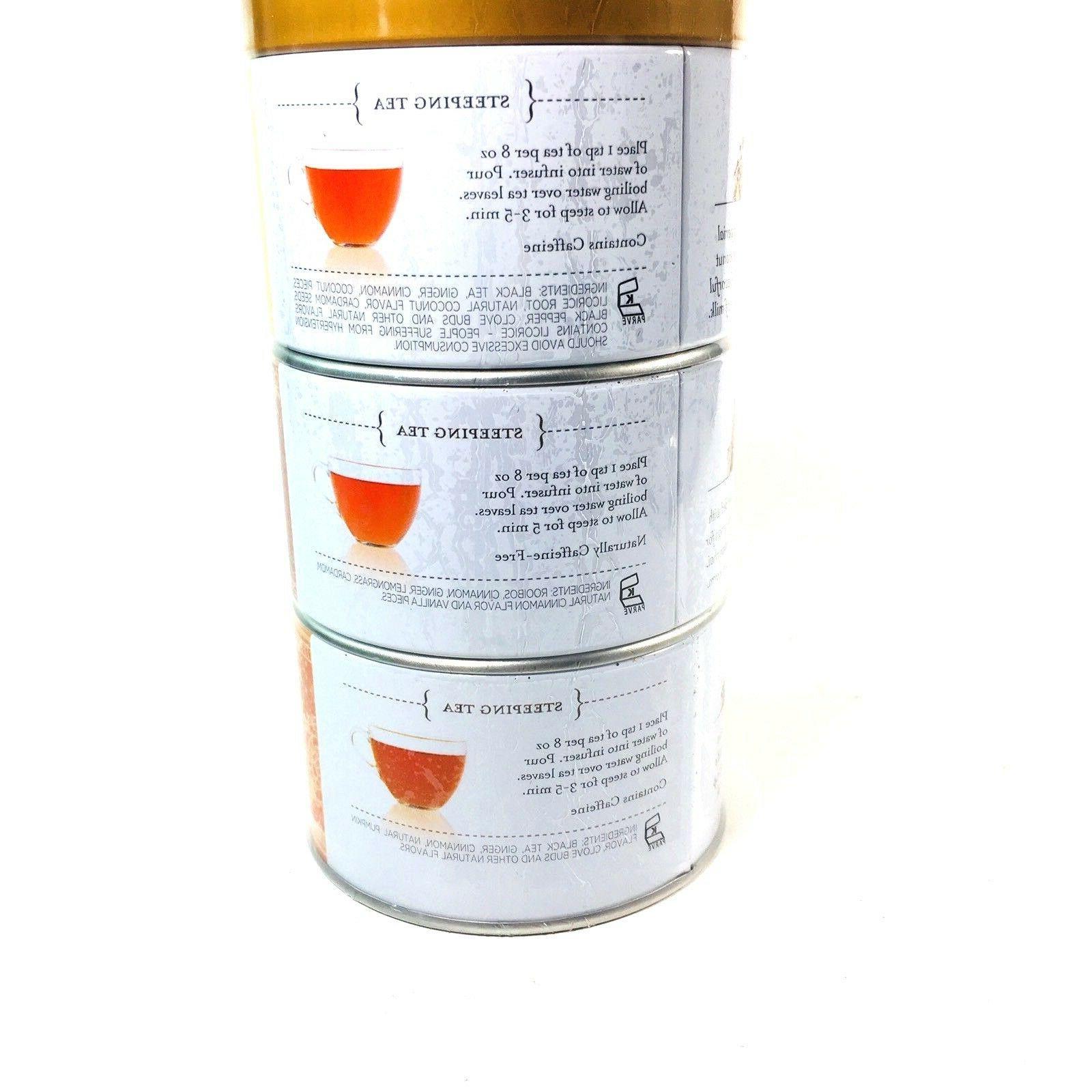 Tea Forte Tea Sampler Of
