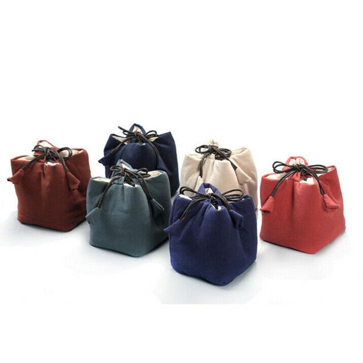 Tea Cozies Storage Bags Tea Set Clothes Storage Box Storage