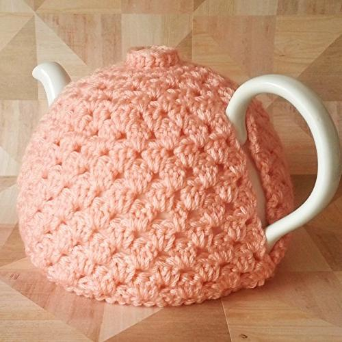 Decorative Teapot Coral Tea Kettle Cozy