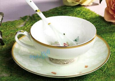 Tea Cup Set Coffee Tea