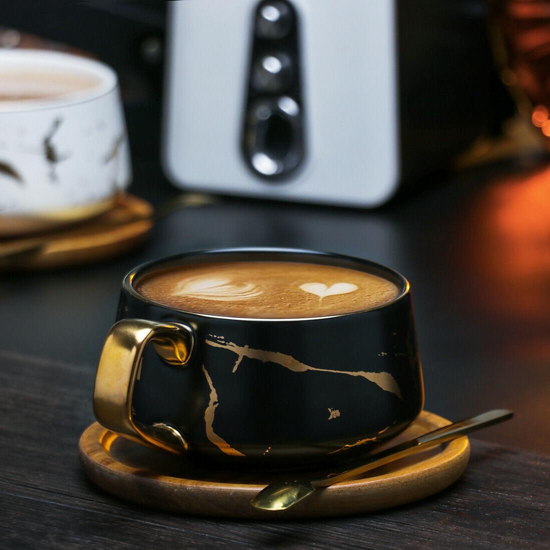 Tilany Wooden - - - Coffee oz