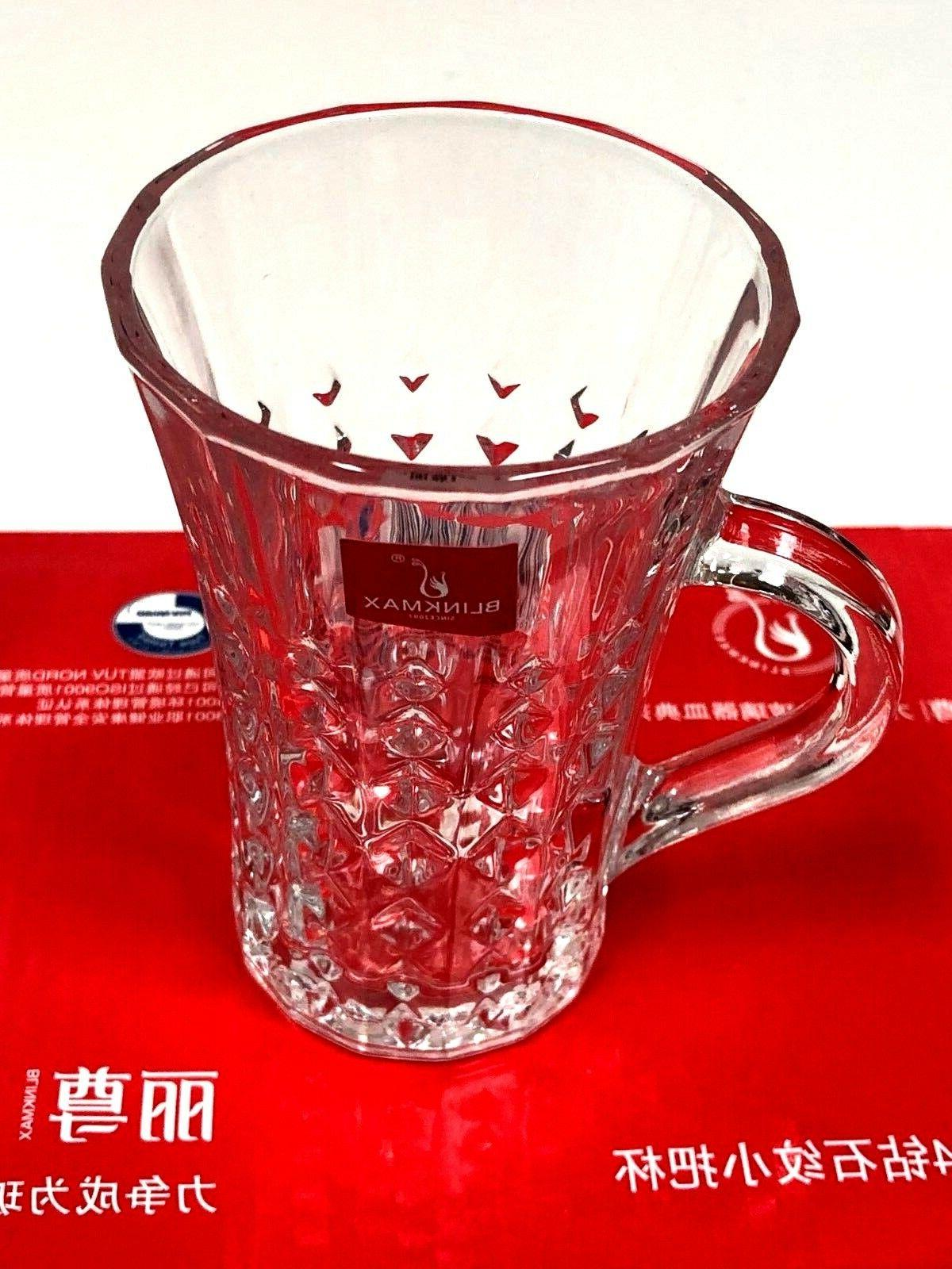 Cups Set of Clear with ...!