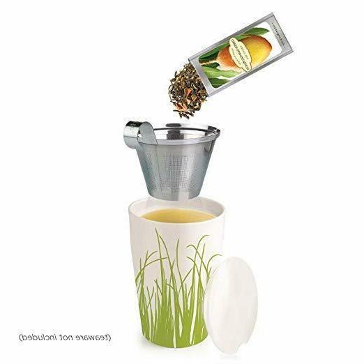 Loose Tea Sampler, Variety CHEST Set