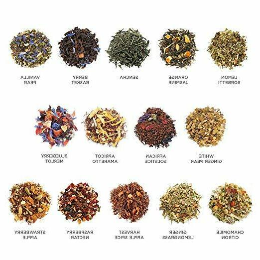 Tea Loose Assorted Variety Gift Set