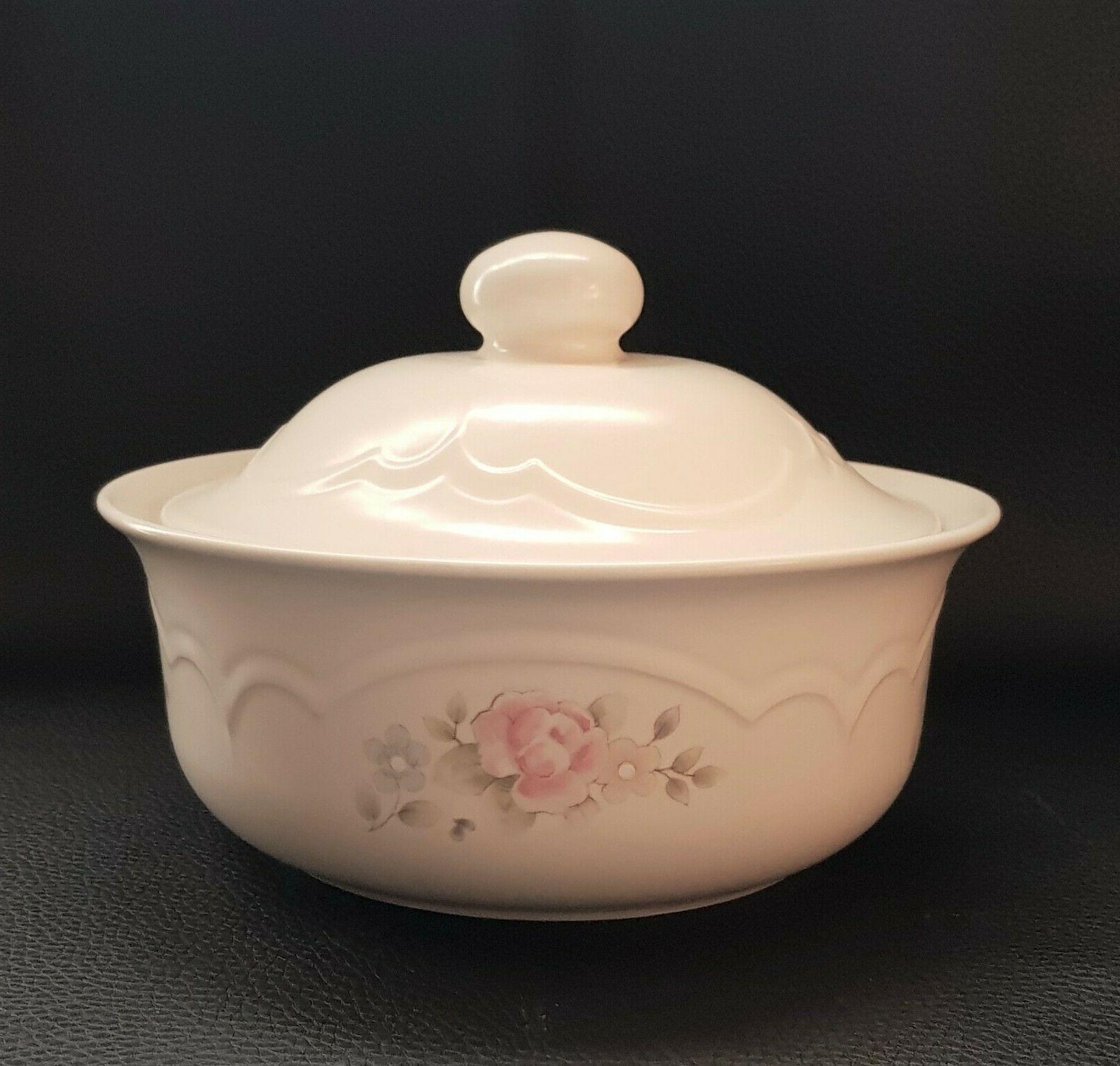 Pfaltzgraff Tea Rose Serverware Sets- Plates, Bowls, Platters, Casserole More