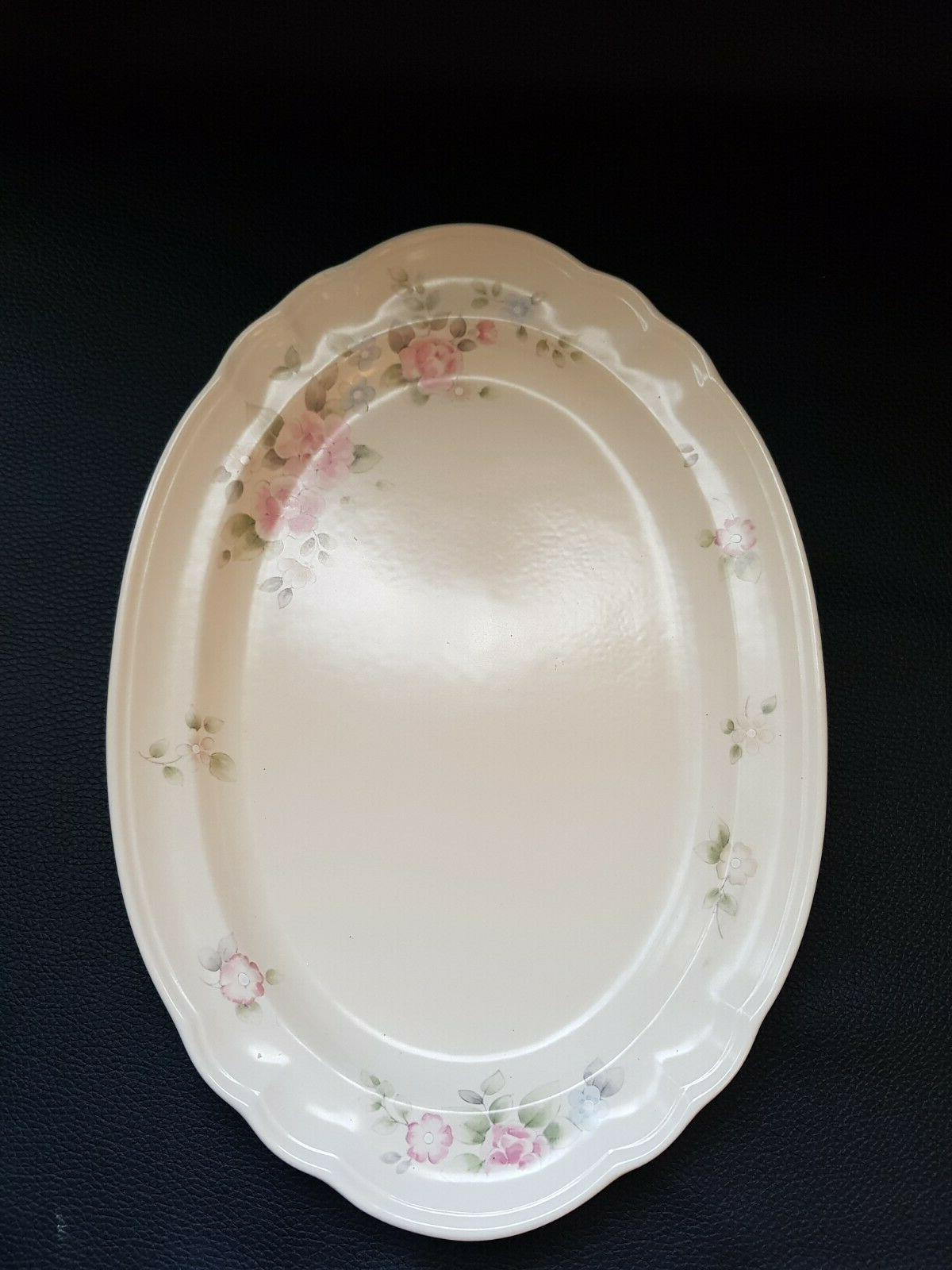 Pfaltzgraff Tea Rose Sets- Platters, Casserole