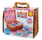 ALEX Toys Tea Set Basket, New, Free Shipping.