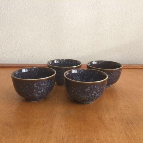 Teavana Teavana Stoneware Tea Set Blue Teapot And Teacup Set
