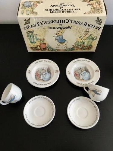 Vintage BEATRIX POTTER Rabbit Children's Wedgwood