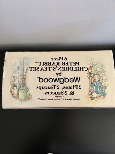 Vintage BEATRIX Rabbit Wedgwood NIB, MINT!!