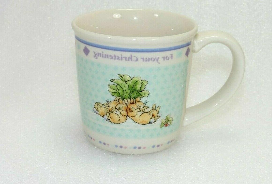 "Baby Mug Your Christening"""