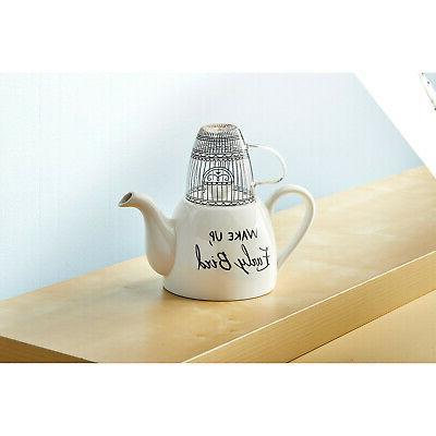 Wake Tea Tea One 2 Ceramic Mug