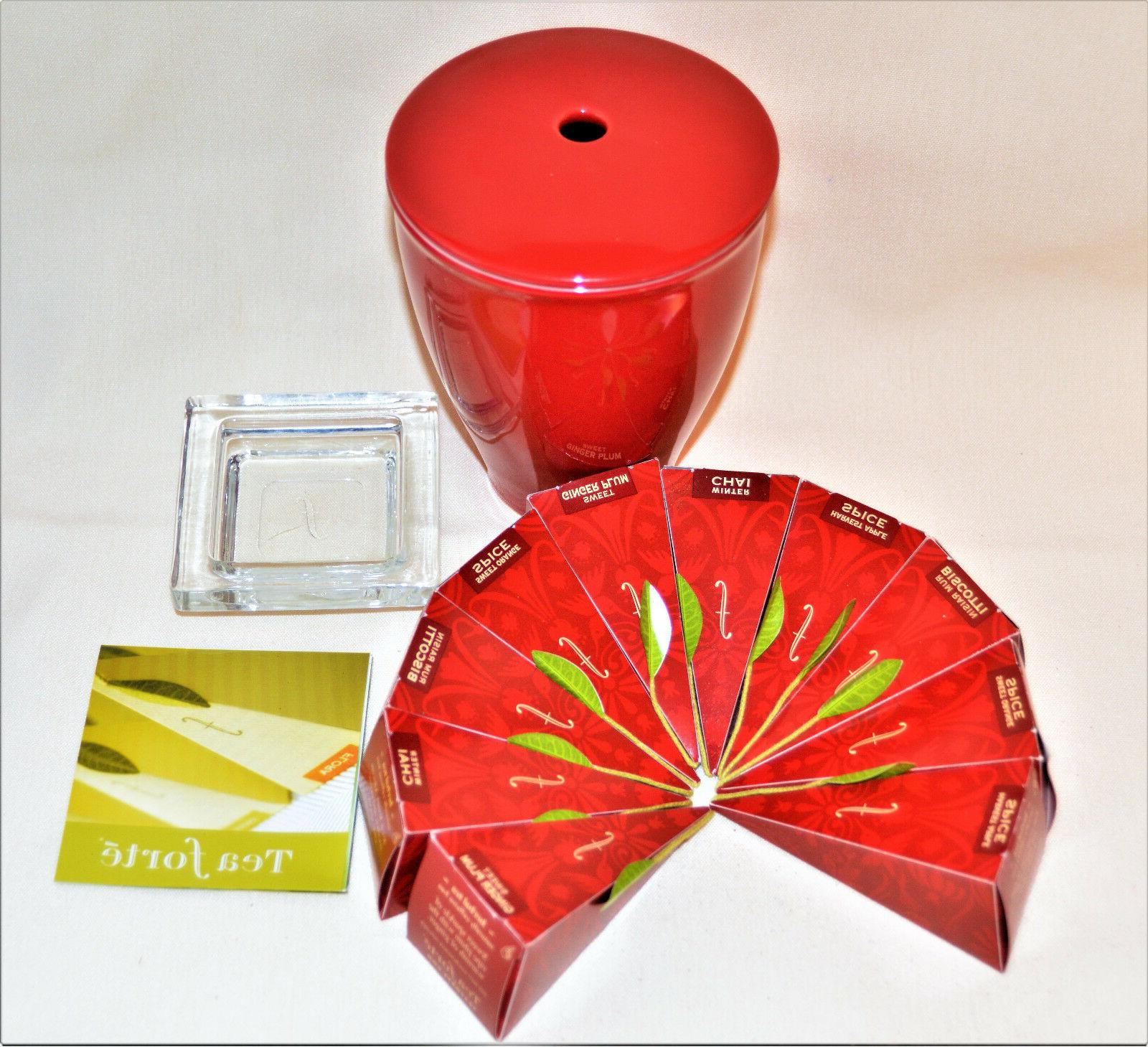 TEA FORTE WARMING Limited Edition one