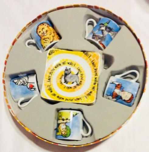 wizard oz tea party cup