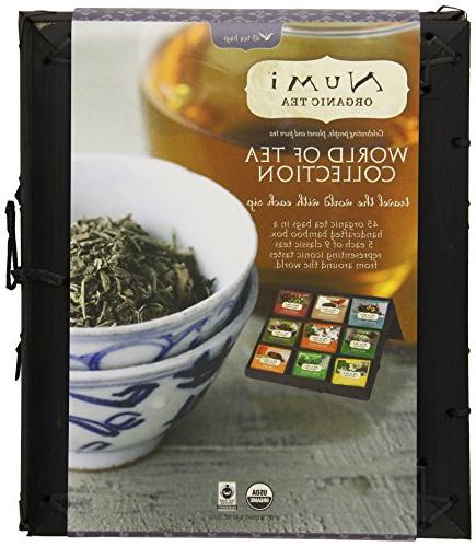 Numi Tea of Tea pk, .6