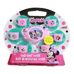 Disney Minnie Mouse Girls Mini Tea Party Pretend Play Gift S