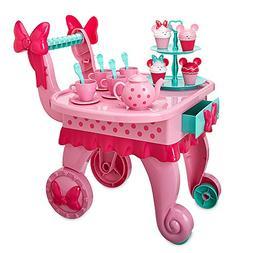 Disney Minnie Mouse Treat Cart Play Set