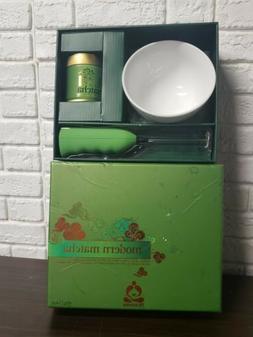 TEAVANA Modern Matcha Imperial Grade Green Tea Gift Set RARE