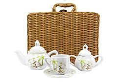 Delton Monkey Childs Tea Set for Two
