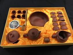 Music City Tea Yixing Tea Set 14pcs Best Dealer Limited Offe